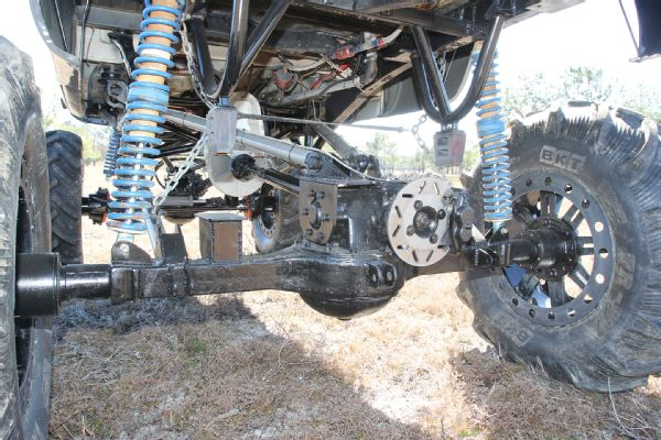 , Three Mud Trucks Built For Southern Bogging