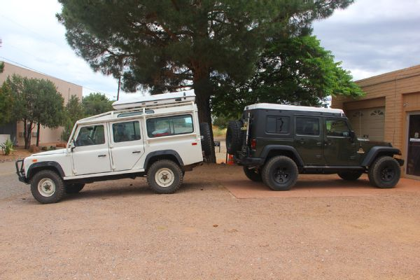 Why You Really Want A Land Rover Defender 110 Jungle