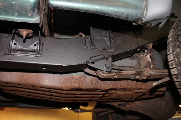 Toyota Tacoma Rotted Frame Fix Jungle Fender Flares