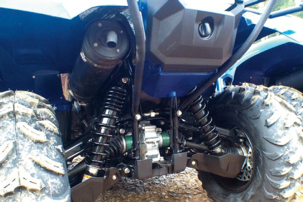 Yamaha Grizzly  Fender Flares