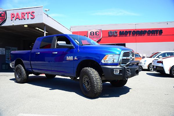 AEV Upgrades for 2016 Ram 2500, Part 1 - Big-Tire Ram Time