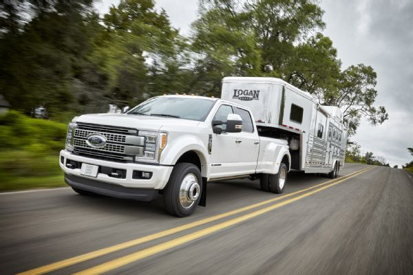 ford announces class leading power and capability for 2017 super duty jungle fender flares. Black Bedroom Furniture Sets. Home Design Ideas