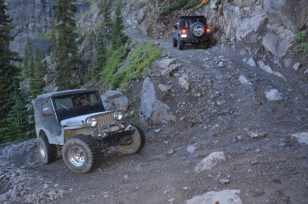 005 Black Bear Pass Backwards Photo 120354354