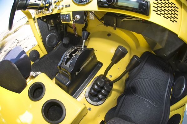 Chevy Bolt Seat Comfort >> Not So Mellow Yellow LSX454-powered Jeep CJ-7 | Jungle Fender Flares - Best 4x4 Flares
