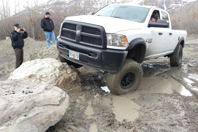 Gold Mine: Kris Devault's 2015 Ram 2500 Build | Jungle