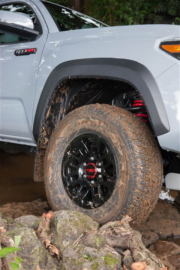 22 Reasons to Love the new Toyota Tacoma TRD Pro | Jungle Fender ...