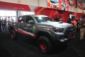 Camburg Engineering's 2017 Toyota Tacoma TRD Pro | Jungle