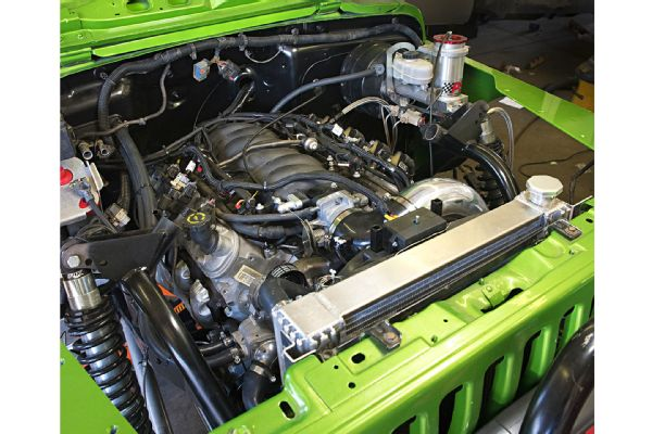 LS1 V-8 Jeep TJ Swap Part 2: The Running Details | Jungle