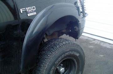 Ford Fender Flares